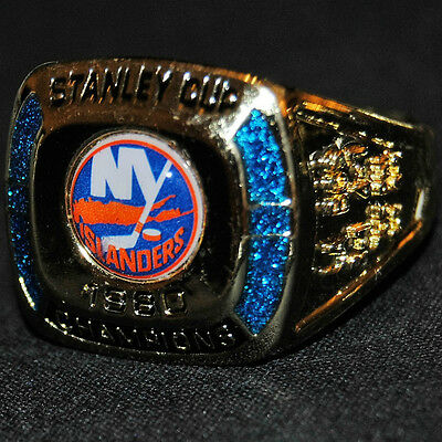 2016 Molson Canadian Stanley Cup Ring - New York Islanders NHL FREE SHIPPING