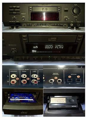 PHILIPS DCC 900, Digital COMPACT CASSETTE RECORDER