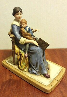 """Vintage 1979 Norman Rockwell """"Bedtime"""" Limited Edition"""