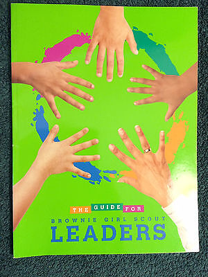 The Guide for Brownie Girl Scout Leaders  2000 Paperback