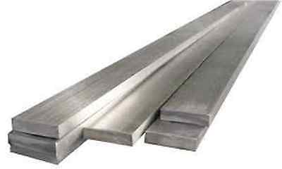 "Alloy 316, stainless steel flat bar - 1/2"" x 3"" x 24"" (3N2)"