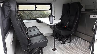 Welfare van seats