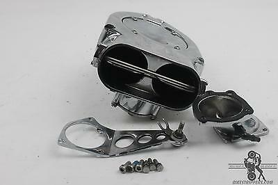03-08 Honda Vtx1300s Kuryakyn Hypercharger Kit Chrome with Air Filter