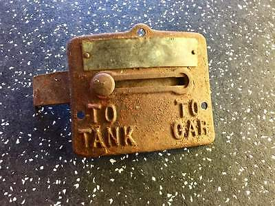 To Tank To Car lever for Canadian SSE Service Station Equipment Visible Gas Pump