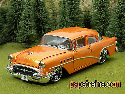 Die Cast 1955 Buick Century Car  G Scale 1:26 by Maisto 55 Buick