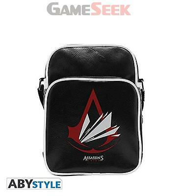 Assassin's Creed - Crest Vynile Small Messenger Bag (Abybag152)