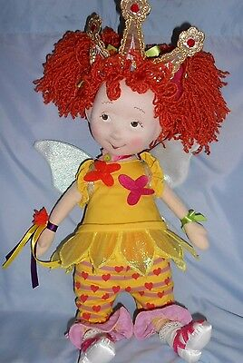 "Madame Alexander Fancy Nancy 18"" cloth doll BONJOUR BUTTERFLY"