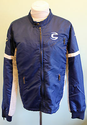 RARE Cannondale Lampre Caffita Professional Cycling Team Zip Up Jacket XL