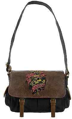 Disney Parks Pirates of The Caribbean Messenger Crossbody Bag New With Tags