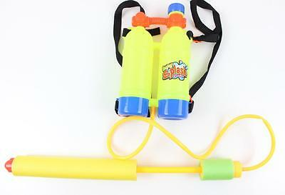 Pump Action Water Gun With Backpack Water Storage Water Pistol