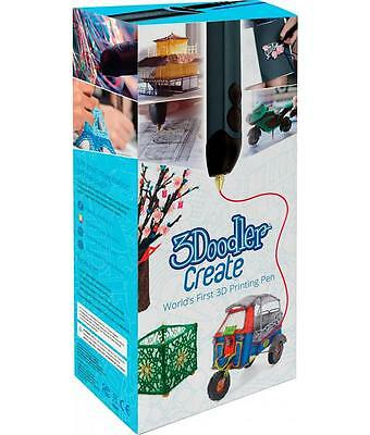 NEW 3Doodler Create 3D Printing Pen 50-Strands (Smoky Blue) 2016 Great Xmas gift