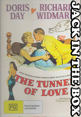 The Tunnel Of Love DVD NEW, FREE POSTAGE WITHIN AUSTRALIA REGION ALL