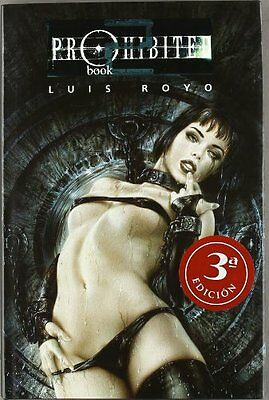 Prohibited Book 2 (Luis Royo Libros)