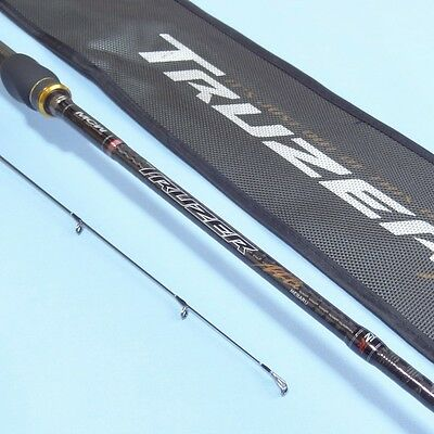 Major Craft MCW TRUZER TZS-S772L Spinning 2 piece Fishing Rod NEW Torzite Carbon