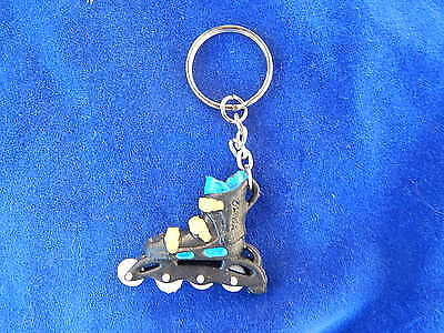 PORTE-CLES / Key-ring - PATIN AROULETTE / Roller - SYMPA / Nice !