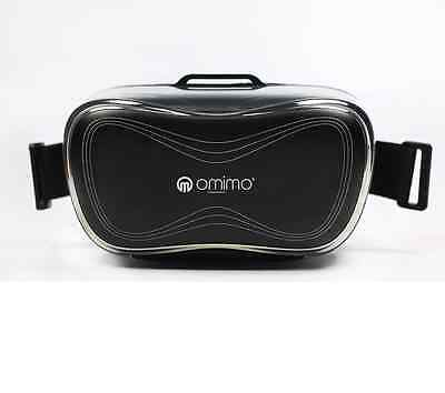 Omimo All In One VR Headset 3D Glasses WiFi Bluetooth for Movies and Games XBOX