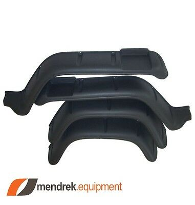 Wing extention Jeep Wrangler YJ 1987 - 1995 Fender Flares Aletines 18cm