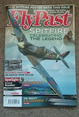 FlyPast Magazine February 2017 Fly Past Aviation Monthly with free poster!