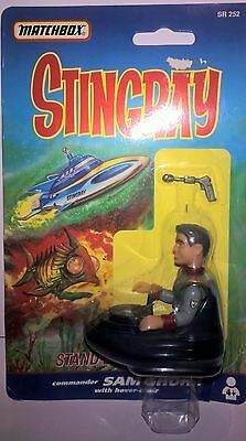 Commander Sam Shore from Gerry Anderson's Stingray - New