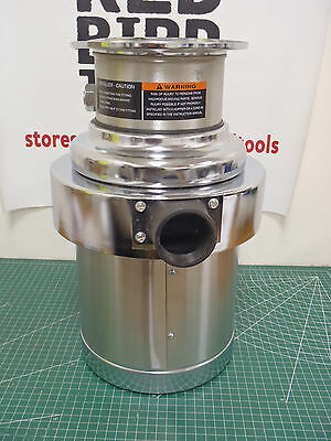 INSINKERATOR ISE  SS150-36 Commercial Grade Garbage Disposal  1-1/2 hp !Plt-34!