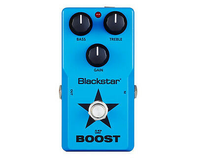 Blackstar LT Boost Electric Guitar Effects Pedal