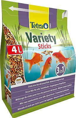 Tetra Pond Fish Variety 4L / 600g - Posted Today if Paid Before 1pm