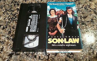 SON IN LAW VHS 1994 Comedy Pauly Shore 90s Tested - $1 65