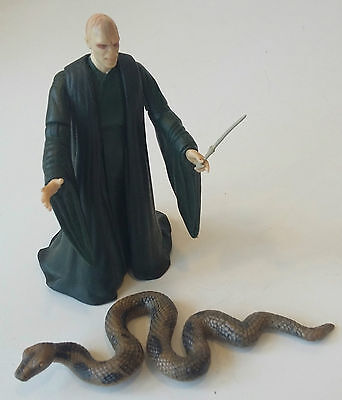 Harry Potter And The Order Of The Phoenix Lord Voldemort & Nagini Figures Popco