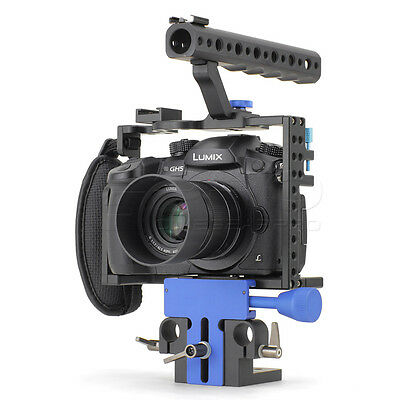CGPro Lightweight Cage Kit With 15mm Baseplate For Panasonic GH5 UK