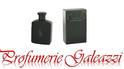 RALPH LAUREN POLO DOUBLE BLACK EDT NATURAL SPRAY VAPO - 40 ml