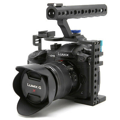 CGPro Lightweight Cage Kit For Panasonic GH5 (Cage Only) UK