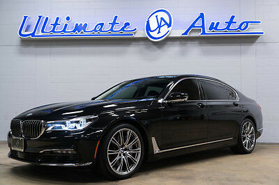 2016 BMW 7-Series  2016 BMW 750i xDrive. Nappa Leather. Executive Package 2. Driver Asst Plus.