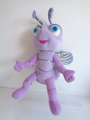 """A BUGS LIFE - LARGE 15"""" TALKING DOT THE ANT by MATTEL 1998"""