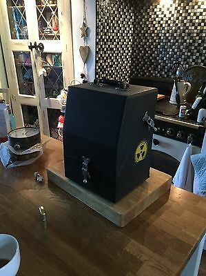 Aerospace Test Equipment Casella, London With Leather Case