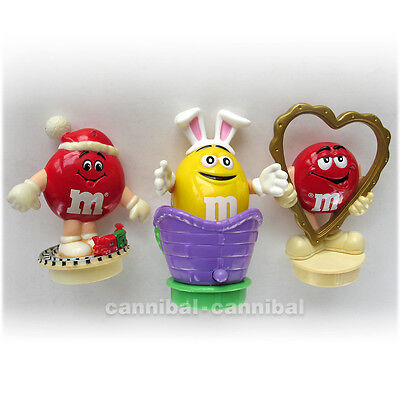~ 3 - m&m - toppers