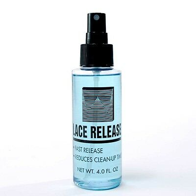 Walker Tape Lace Release Wig Adhesive Remover 4.0 fl. oz (118 ml)