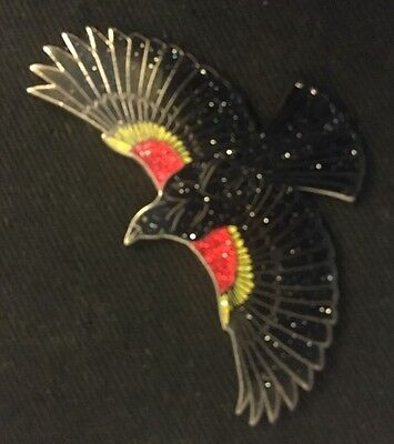 "Grateful Dead-""Birdsong"" Pin KG Inspirations  Limited Edition"