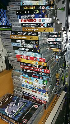 54 UMD films for Sony PSP