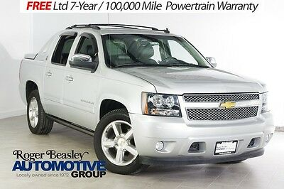 2013 Chevrolet Avalanche NAV LEATHER BOSE HEATED SEATS SUNROOF REAR CAM 13 CHEVY AVALANCHE LTZ 4X4 BLUETOOTH XM