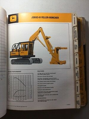 John Deere Earthmoving-Logging, Landscaping, Material Handling Sales Manual