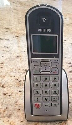 Add ON PHILIPS Skype Phone ONE EXTRA Handset  For VOIP3211G/37 NO ADAPTER