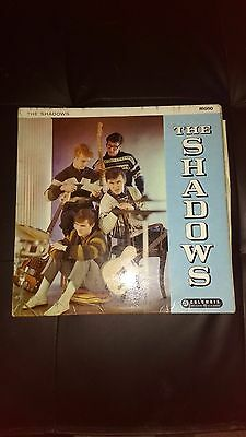 The Shadows - Self-Titled - Vinyl LP Album Record