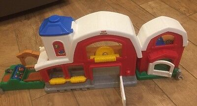 Fisher Price Little People Farm W/ Working Animal Sounds