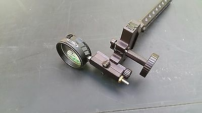 Black gold Accent Target sight