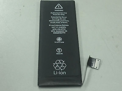 Brand New OEM Replacement Battery for iPhone 5S 616-0721 616-0722 1560mAh
