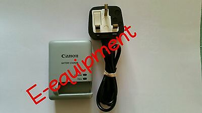 Genuine Canon CB-2LBE Digital Camera Charger FOR NB-9L BATTERY