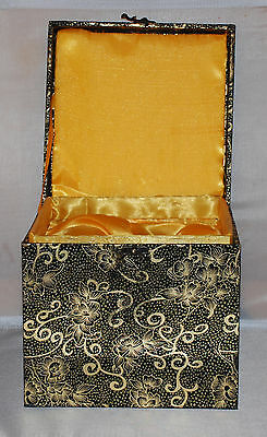 Large Padded Chinese  Box