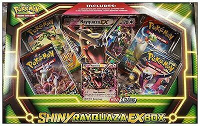 Pokemon Shiny Rayquaza EX  Box Collection BRAND NEW SEALED EX FREE USA SHIPPING