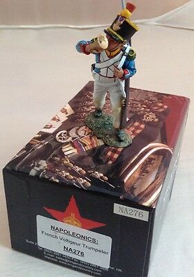 King & Country Napoleonics French Voltigeur Mib Na276