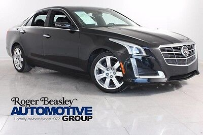 2014 Cadillac CTS  14 CADILLAC CTS  BOSE XM AC/HEATED SEAT AWD HUD LEATHER NAV SUNROOF BOSE HEATED
